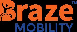 Logo for Braze Mobility